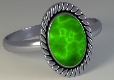 Photorealistic Ring